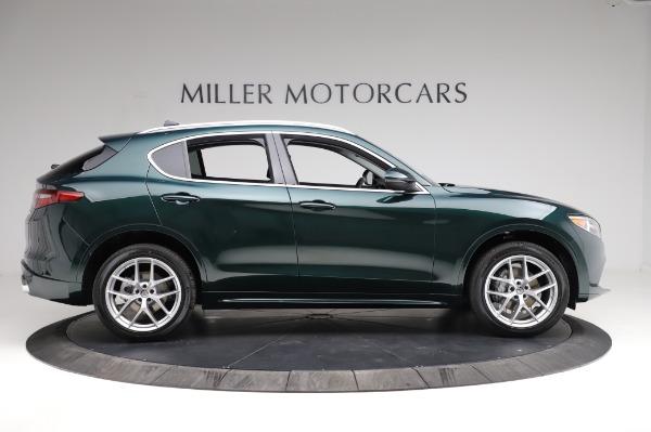 New 2021 Alfa Romeo Stelvio Ti Q4 for sale Sold at Bugatti of Greenwich in Greenwich CT 06830 10