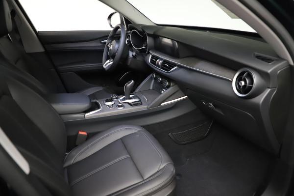 New 2021 Alfa Romeo Stelvio Ti Q4 for sale Sold at Bugatti of Greenwich in Greenwich CT 06830 24