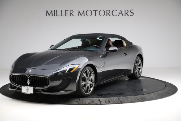 Used 2013 Maserati GranTurismo Sport for sale Sold at Bugatti of Greenwich in Greenwich CT 06830 2