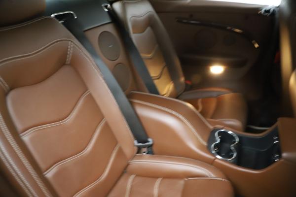 Used 2013 Maserati GranTurismo Sport for sale Sold at Bugatti of Greenwich in Greenwich CT 06830 20