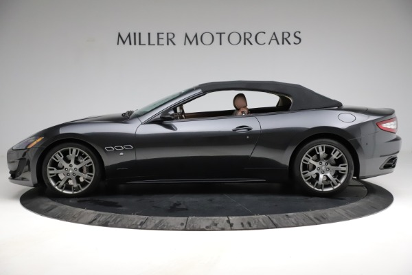 Used 2013 Maserati GranTurismo Sport for sale Sold at Bugatti of Greenwich in Greenwich CT 06830 3