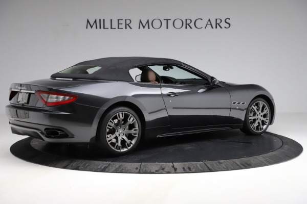 Used 2013 Maserati GranTurismo Sport for sale Sold at Bugatti of Greenwich in Greenwich CT 06830 9