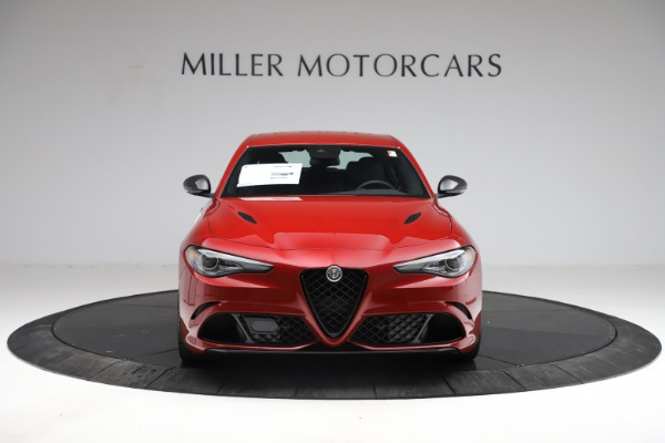 New 2021 Alfa Romeo Giulia Quadrifoglio for sale $83,740 at Bugatti of Greenwich in Greenwich CT 06830 11