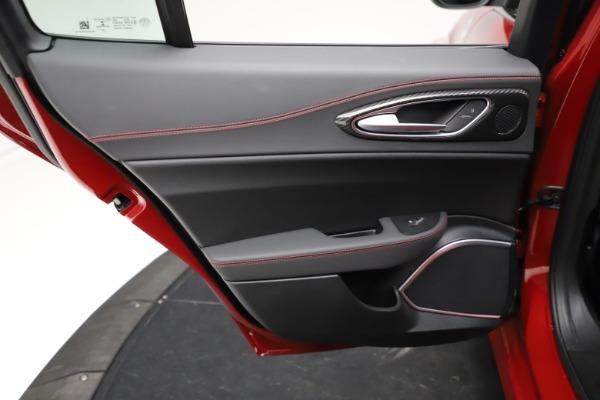 New 2021 Alfa Romeo Giulia Quadrifoglio for sale $83,740 at Bugatti of Greenwich in Greenwich CT 06830 20