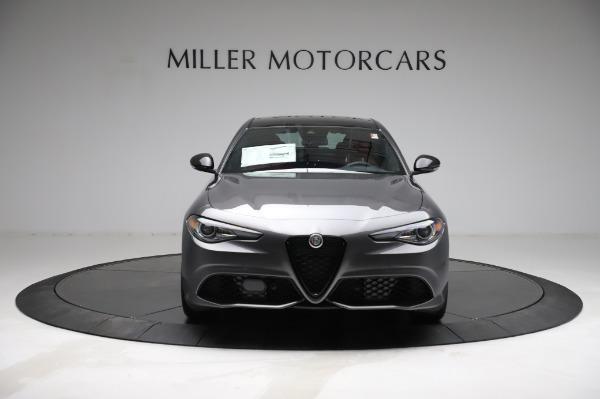 New 2021 Alfa Romeo Giulia Ti Sport for sale $54,050 at Bugatti of Greenwich in Greenwich CT 06830 11