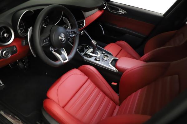 New 2021 Alfa Romeo Giulia Ti Sport for sale $54,050 at Bugatti of Greenwich in Greenwich CT 06830 12