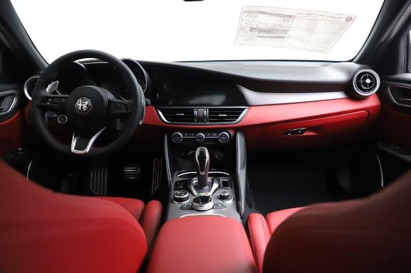 New 2021 Alfa Romeo Giulia Ti Sport for sale $54,050 at Bugatti of Greenwich in Greenwich CT 06830 15