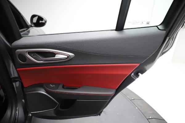 New 2021 Alfa Romeo Giulia Ti Sport for sale $54,050 at Bugatti of Greenwich in Greenwich CT 06830 25