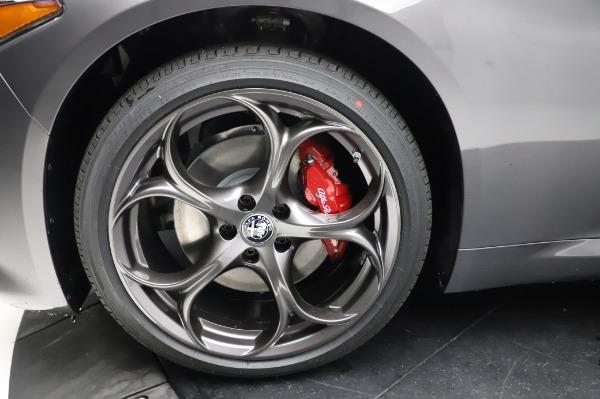 New 2021 Alfa Romeo Giulia Ti Sport for sale $54,050 at Bugatti of Greenwich in Greenwich CT 06830 26