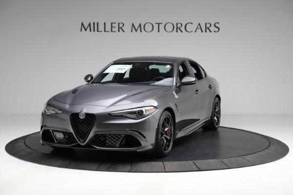 2021 Alfa Romeo Giulia Quadrifoglio