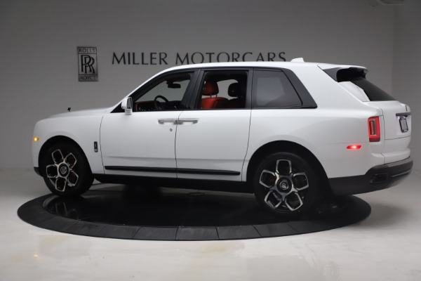 New 2021 Rolls-Royce Cullinan Black Badge for sale Call for price at Bugatti of Greenwich in Greenwich CT 06830 5