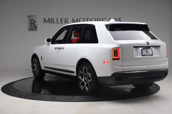New 2021 Rolls-Royce Cullinan Black Badge for sale Call for price at Bugatti of Greenwich in Greenwich CT 06830 6
