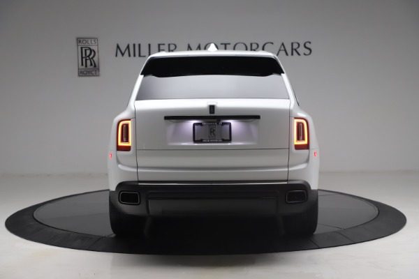 New 2021 Rolls-Royce Cullinan Black Badge for sale Call for price at Bugatti of Greenwich in Greenwich CT 06830 7