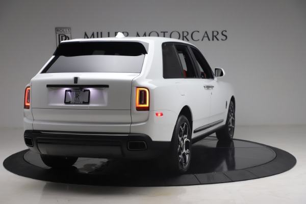 New 2021 Rolls-Royce Cullinan Black Badge for sale Call for price at Bugatti of Greenwich in Greenwich CT 06830 8