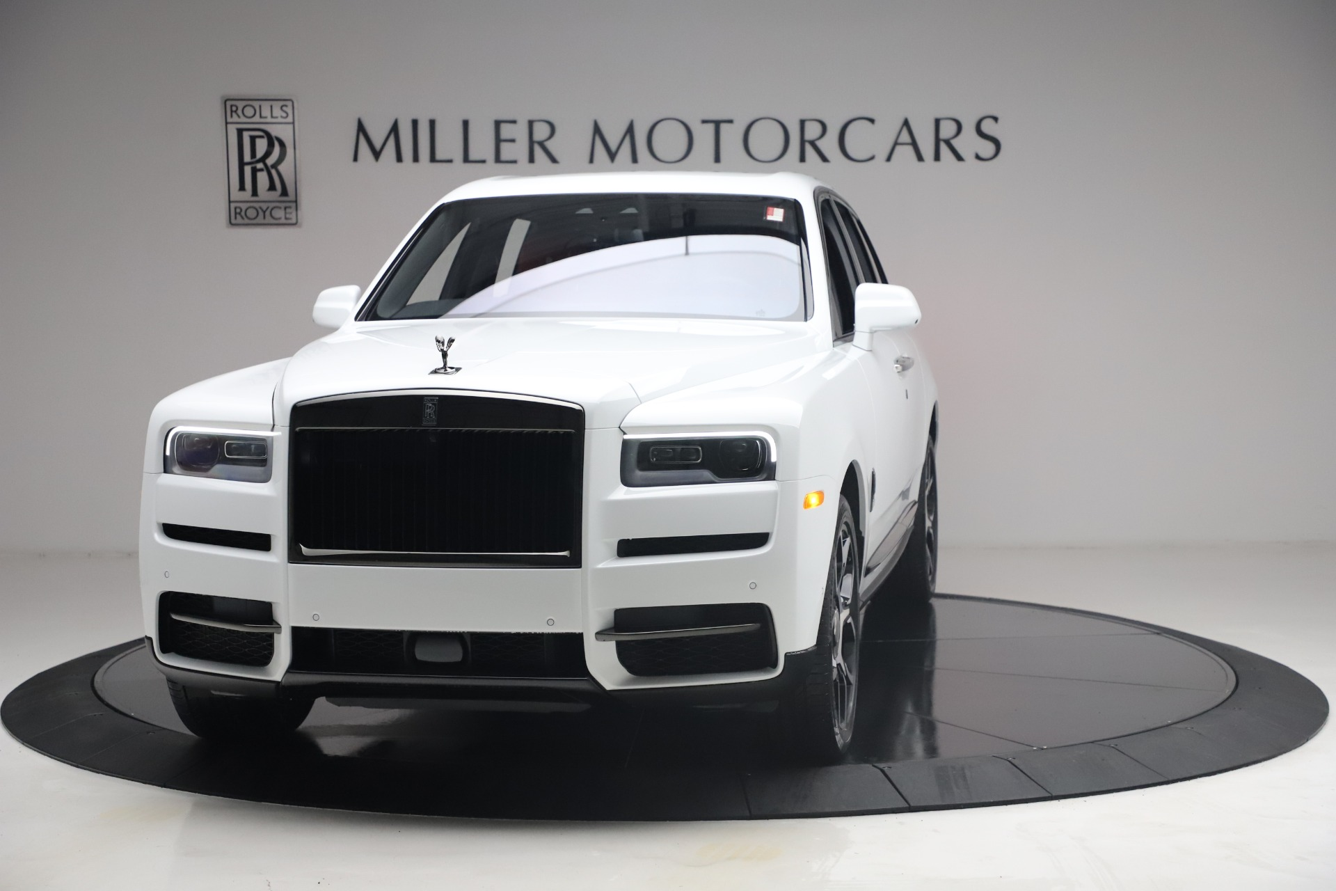 New 2021 Rolls-Royce Cullinan Black Badge for sale Call for price at Bugatti of Greenwich in Greenwich CT 06830 1