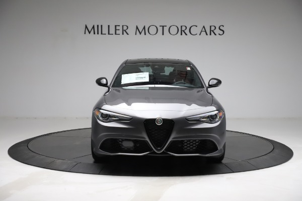 New 2021 Alfa Romeo Giulia Ti Sport for sale $54,050 at Bugatti of Greenwich in Greenwich CT 06830 11
