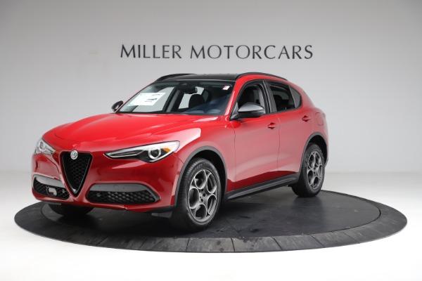 New 2021 Alfa Romeo Stelvio Sprint for sale $50,535 at Bugatti of Greenwich in Greenwich CT 06830 2