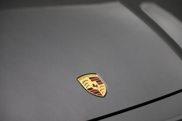 Used 2020 Porsche Cayenne Turbo for sale $145,900 at Bugatti of Greenwich in Greenwich CT 06830 15