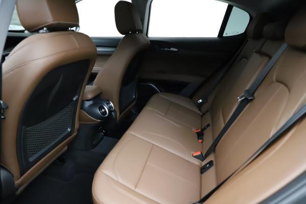 New 2021 Alfa Romeo Stelvio Ti for sale $53,650 at Bugatti of Greenwich in Greenwich CT 06830 19