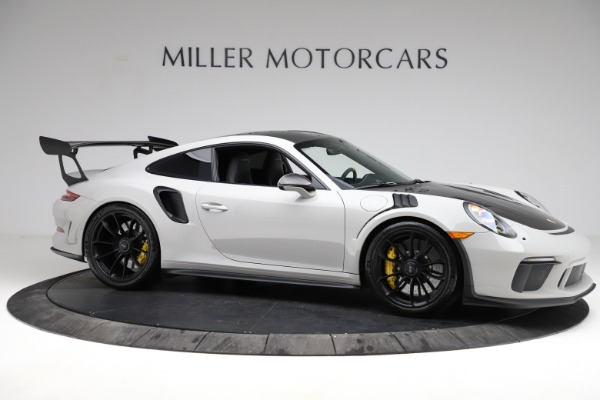 Used 2019 Porsche 911 GT3 RS for sale $249,900 at Bugatti of Greenwich in Greenwich CT 06830 10