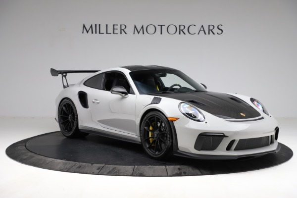 Used 2019 Porsche 911 GT3 RS for sale $249,900 at Bugatti of Greenwich in Greenwich CT 06830 11