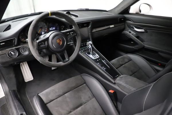 Used 2019 Porsche 911 GT3 RS for sale $249,900 at Bugatti of Greenwich in Greenwich CT 06830 13