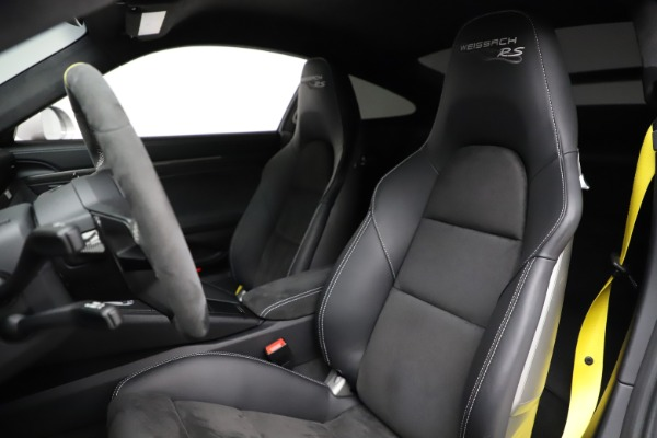 Used 2019 Porsche 911 GT3 RS for sale $249,900 at Bugatti of Greenwich in Greenwich CT 06830 15