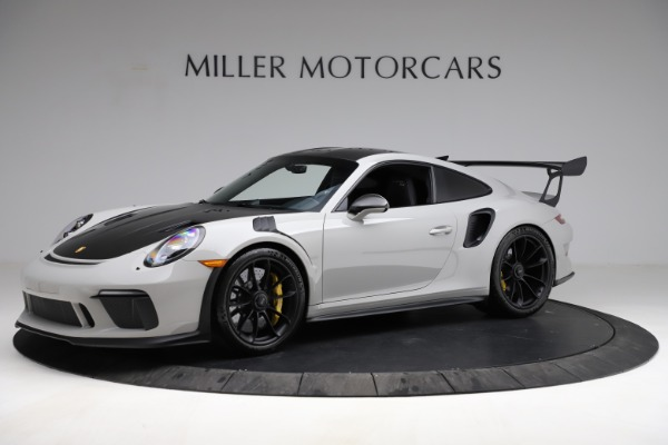 Used 2019 Porsche 911 GT3 RS for sale $249,900 at Bugatti of Greenwich in Greenwich CT 06830 2
