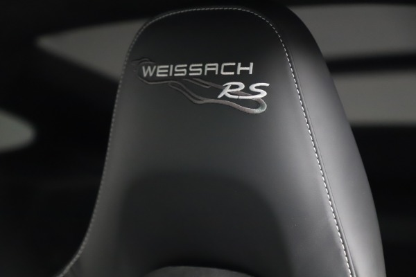 Used 2019 Porsche 911 GT3 RS for sale $249,900 at Bugatti of Greenwich in Greenwich CT 06830 20