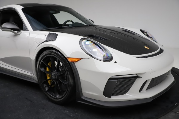 Used 2019 Porsche 911 GT3 RS for sale $249,900 at Bugatti of Greenwich in Greenwich CT 06830 23