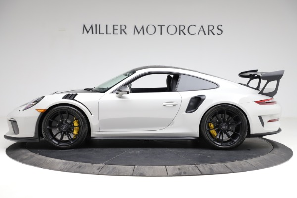 Used 2019 Porsche 911 GT3 RS for sale $249,900 at Bugatti of Greenwich in Greenwich CT 06830 3