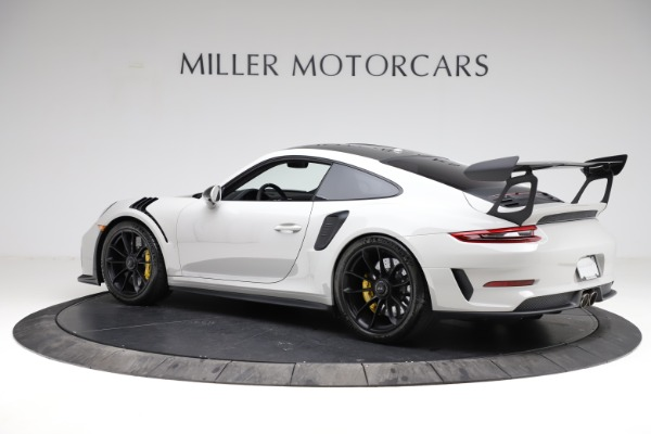 Used 2019 Porsche 911 GT3 RS for sale $249,900 at Bugatti of Greenwich in Greenwich CT 06830 4