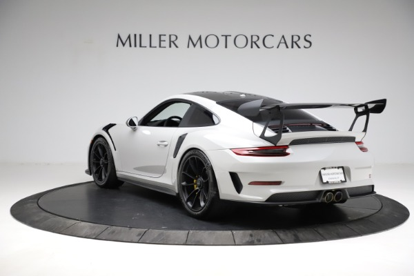 Used 2019 Porsche 911 GT3 RS for sale $249,900 at Bugatti of Greenwich in Greenwich CT 06830 5