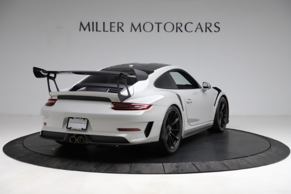 Used 2019 Porsche 911 GT3 RS for sale $249,900 at Bugatti of Greenwich in Greenwich CT 06830 7