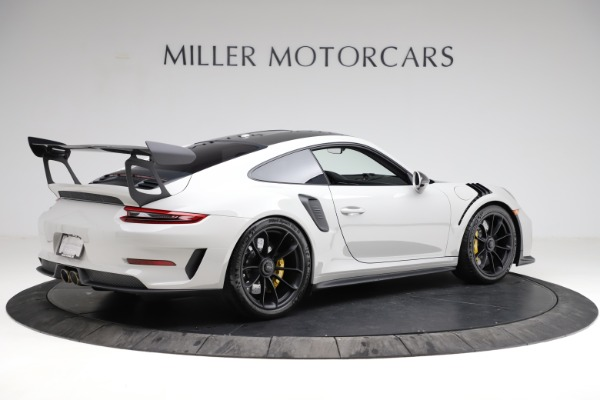 Used 2019 Porsche 911 GT3 RS for sale $249,900 at Bugatti of Greenwich in Greenwich CT 06830 8