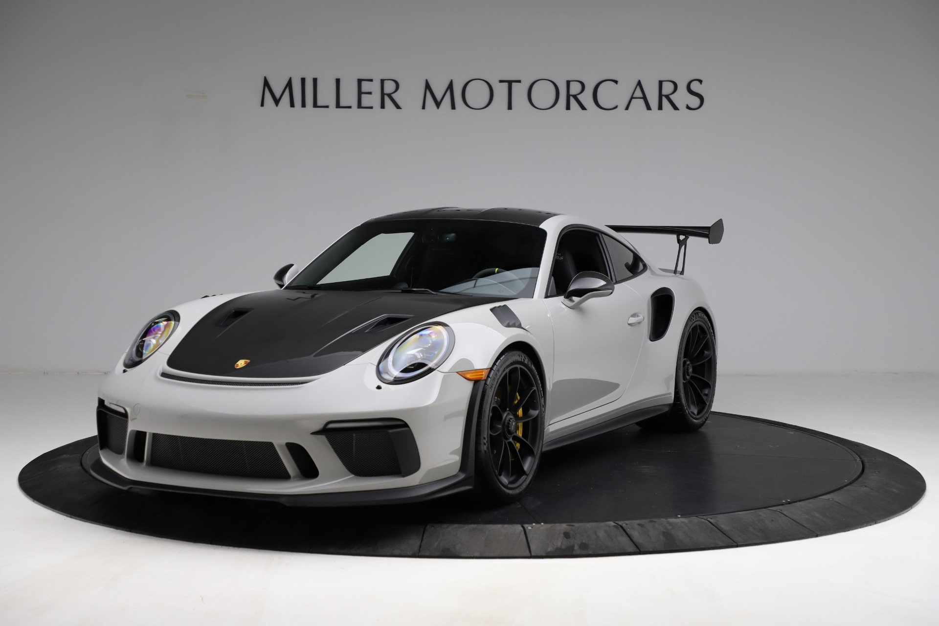 Used 2019 Porsche 911 GT3 RS for sale $249,900 at Bugatti of Greenwich in Greenwich CT 06830 1