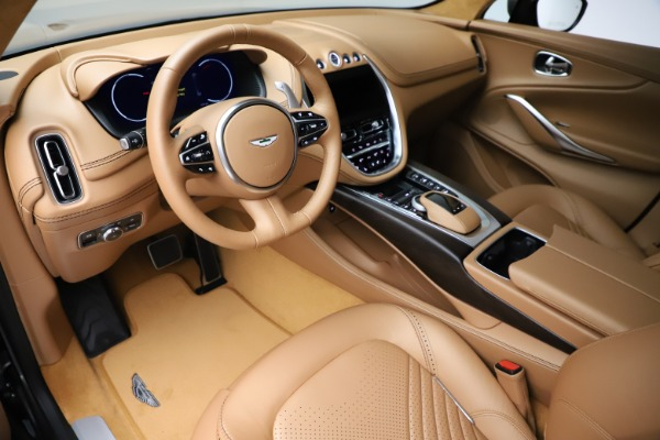 New 2021 Aston Martin DBX for sale $211,486 at Bugatti of Greenwich in Greenwich CT 06830 13
