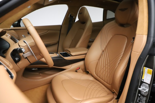New 2021 Aston Martin DBX for sale $211,486 at Bugatti of Greenwich in Greenwich CT 06830 15