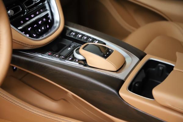 New 2021 Aston Martin DBX for sale $211,486 at Bugatti of Greenwich in Greenwich CT 06830 17