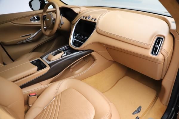 New 2021 Aston Martin DBX for sale $211,486 at Bugatti of Greenwich in Greenwich CT 06830 22