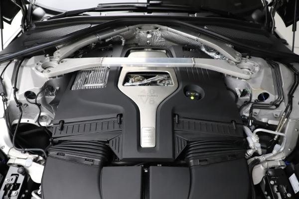 New 2021 Aston Martin DBX for sale $211,486 at Bugatti of Greenwich in Greenwich CT 06830 26