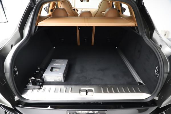 New 2021 Aston Martin DBX for sale $211,486 at Bugatti of Greenwich in Greenwich CT 06830 27
