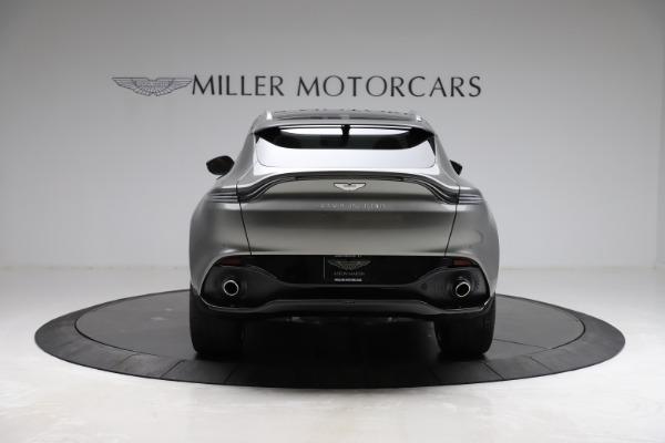 New 2021 Aston Martin DBX for sale $211,486 at Bugatti of Greenwich in Greenwich CT 06830 5