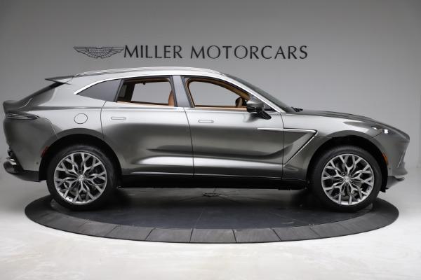New 2021 Aston Martin DBX for sale $211,486 at Bugatti of Greenwich in Greenwich CT 06830 8
