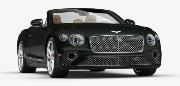 New 2021 Bentley Continental GT W12 for sale Call for price at Bugatti of Greenwich in Greenwich CT 06830 5