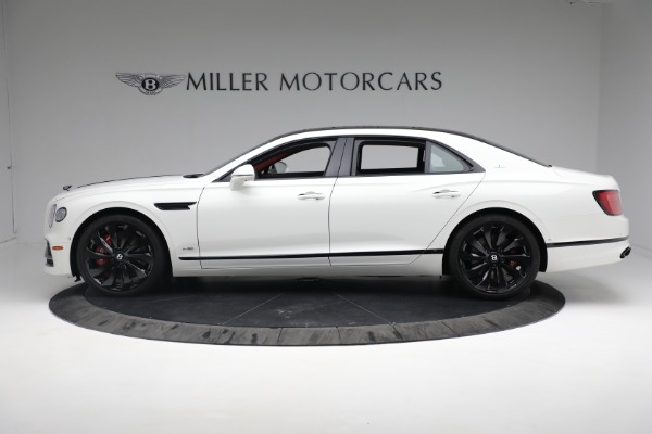 New 2021 Bentley Flying Spur W12 First Edition for sale Call for price at Bugatti of Greenwich in Greenwich CT 06830 3
