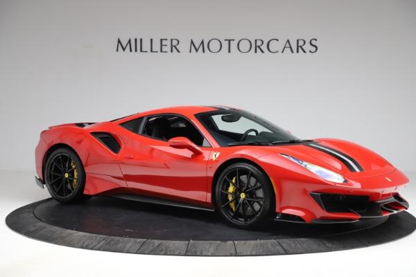 Used 2020 Ferrari 488 Pista for sale $469,900 at Bugatti of Greenwich in Greenwich CT 06830 11
