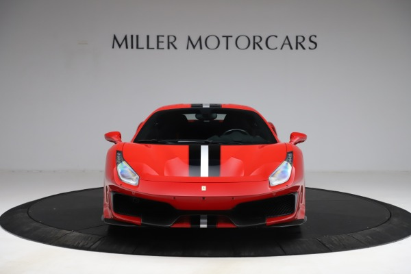 Used 2020 Ferrari 488 Pista for sale $469,900 at Bugatti of Greenwich in Greenwich CT 06830 12