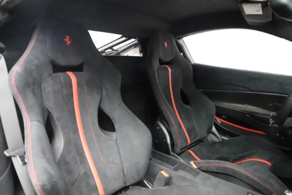 Used 2020 Ferrari 488 Pista for sale $469,900 at Bugatti of Greenwich in Greenwich CT 06830 19