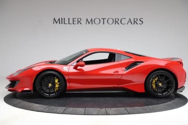 Used 2020 Ferrari 488 Pista for sale $469,900 at Bugatti of Greenwich in Greenwich CT 06830 3